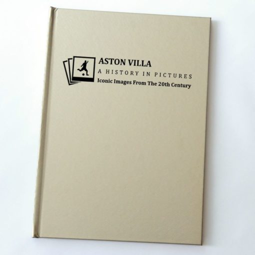Aston Villa Football Book History in Pictures 1