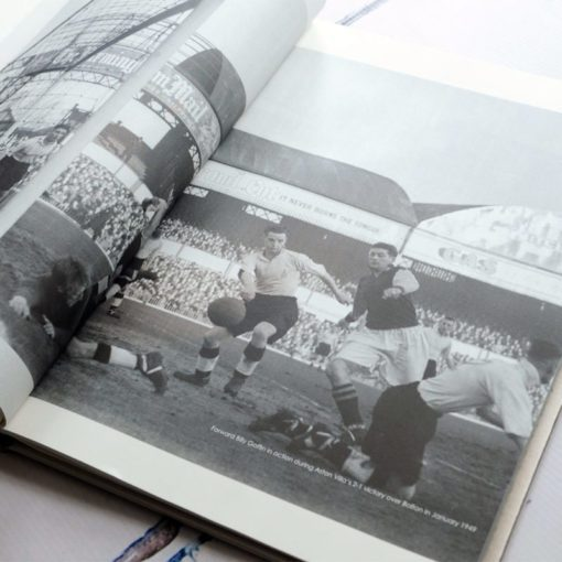 Aston Villa Football Book History in Pictures 3