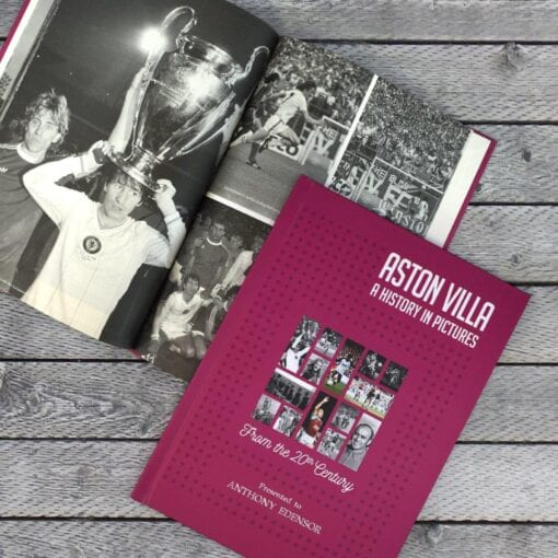 History in Pictures ASTON VILLA Lifestyle