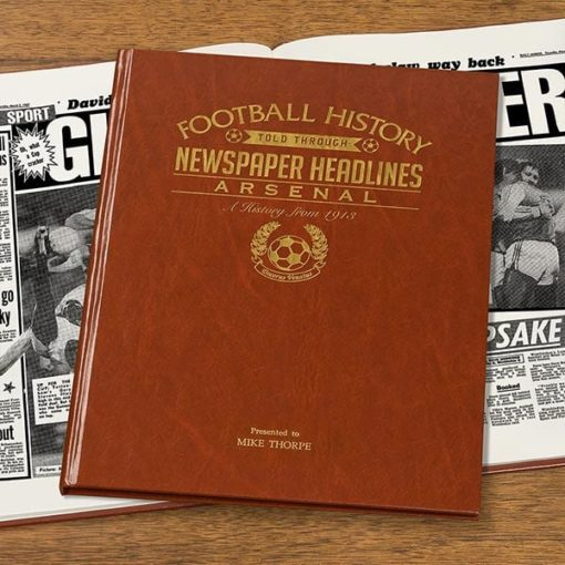 book football arsenal 2