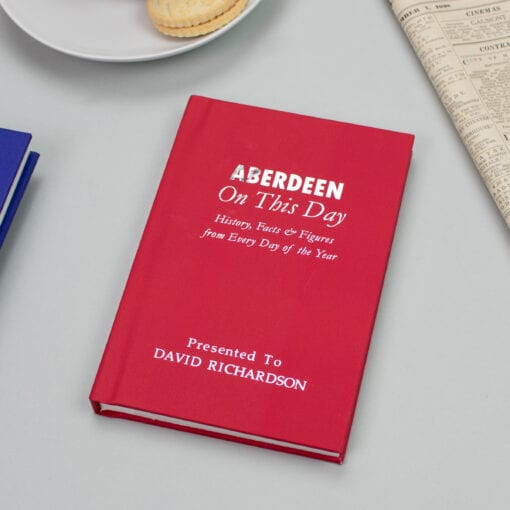 Aberdeen On This Day Cover 2 1