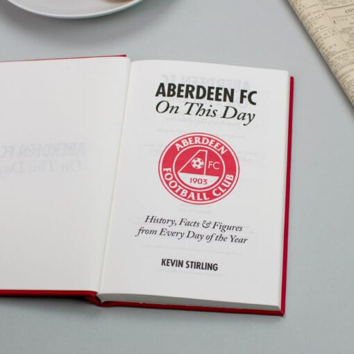 Aberdeen On This Day spread