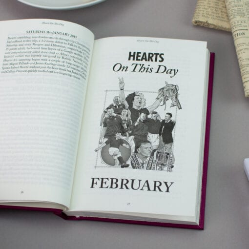 Hearts On This Day spread 4