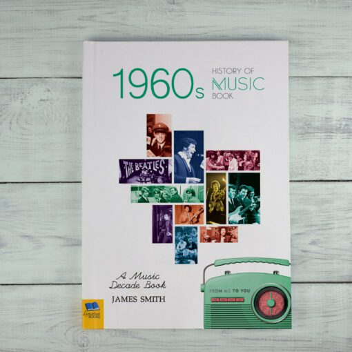 1960s History Of Music