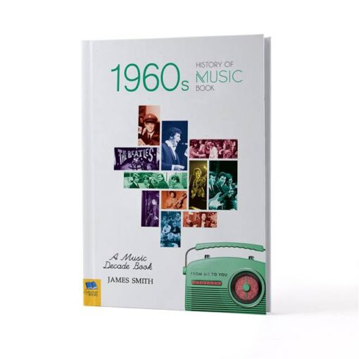 Music Decade 1960 Cover Standing