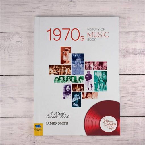 Music Decade 1970 Cover
