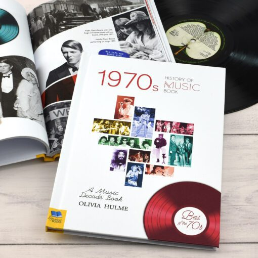 1970s History Of Music