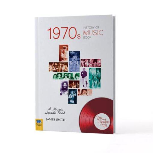 Music Decade 1970 Cover Standing