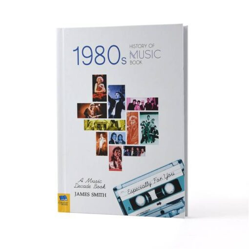 Music Decade 1980 Cover Stending