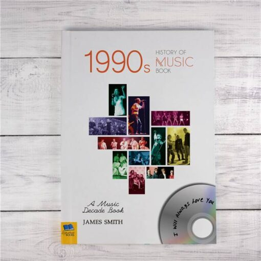 Music Decade 1990 Cover